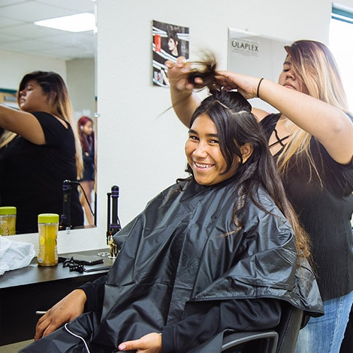 Barbering / Cosmetology